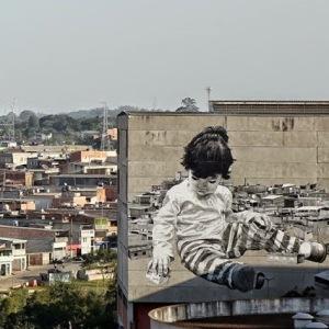 Alexandre Orion in Sao Paulo, Brasil #streetart #mural