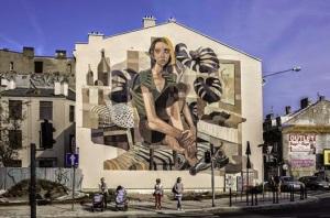 MORIK for Galeria Urban Forms in Lodz, Poland #streetart #mural