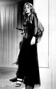 Vintage Photos of  Girl with Pistol (21)